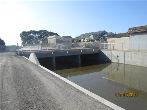 2015 POY Award (Emergency Repair) Ventura County Watershed Protection District